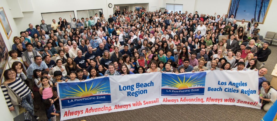LA Beach Cities and Long Beach Regions